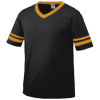 Youth-Sleeve-Stripe-Jersey-361-Black-Gold
