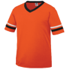 Youth-Sleeve-Stripe-Jersey-361-Orange-Black-White