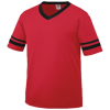 Youth-Sleeve-Stripe-Jersey-361-Red-Black