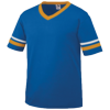 Youth-Sleeve-Stripe-Jersey-361-Royal-Gold-White