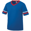 Youth-Sleeve-Stripe-Jersey-361-Royal-Red-White