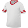 Youth-Sleeve-Stripe-Jersey-361-White-Red