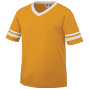 Old School Youth Football Fan Jersey  - Augusta 361 361