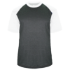 Adult-Sport-Heather-Tee-434100-Carbon-Heather-White