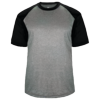 Adult-Sport-Heather-Tee-434100-Steel-Heather-Black