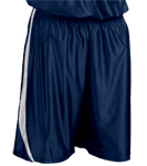 4409-Navy-White-Downtown-Youth-Basketball-Shorts