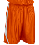 4409-Orange-White-Downtown-Youth-Basketball-Shorts
