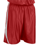 4409-Scarlet-White-Downtown-Youth-Basketball-Shorts