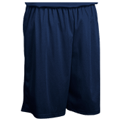 "Teamwork Athletic Adult Fadeaway Tricot Basketball Short-11""inseam-4435 4435"