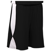 "Reversible Adult Basketball Shorts - 11"" Inseam 4438"