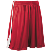 Adult Triple Double Reversible Basketball Shorts - 4448 4448