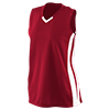GIRLS_WICKING_MESH_POWERHOUSE_JERSEY_528_Maroon_White