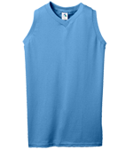 Girls V-Neck Jersey - Augusta - 557 557