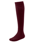 5613-Maroon-Youth-Soccer-Sock