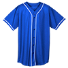 WICKING-MESH-BUTTON-JERSEY-BRAID-TRIM-593-Royal-White
