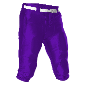 Youth One Color Lycra Football Pants  - 675SLY 675SLY