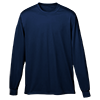 YOUTH_WICKING_LONG_SLEEVE_T_SHIRT_789_Navy