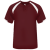 Competitor-Adult-Placket-793200-Maroon-White