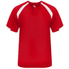 Competitor-Adult-Placket-793200-Red-White