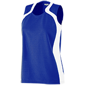 Ladies Two Toned Wicking Mesh Jersey  - 854 854