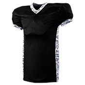 Youth V-Neck Digi Camo Football Jersey  - 9551 9551