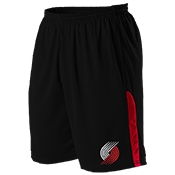 Portland Trail Blazers Youth Basketball Shorts - A205LY-BLAZERS A205LY-BLAZERS