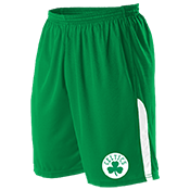 Boston Celtics Youth Basketball Shorts - A205LY-CELTICS A205LY-CELTICS