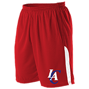 Los Angeles Clippers Youth Basketball Shorts - A205LY-CLIPPERS A205LY-CLIPPERS