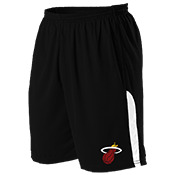 Miami Heat Youth Basketball Shorts - A205LY-HEAT A205LY-HEAT