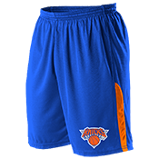 New York Knicks Youth Basketball Shorts - A205LY-KNICKS A205LY-KNICKS