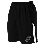 San Antonio Spurs Youth Basketball Shorts - A205LY-SPURS A205LY-SPURS