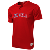 Official MLB Los Angeles Angels Crewneck Jersey 1928