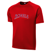 Angels Adult MLB Replica T-Shirt - 5300 Angels-5300