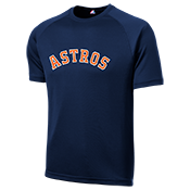 Astros Adult MLB Replica T-Shirt - 5300 Astros-5300