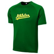 Athletics Youth MLB Replica T-Shirt - MA1928 Athletics-MA1928