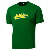Athletics Adult MLB Replica Jersey  - MA1260 Athletics-MA1260
