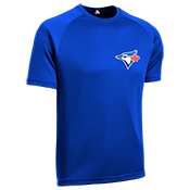 Youth Blue-Jays MLB Replica T-Shirt - 5301 Blue-Jays-5301