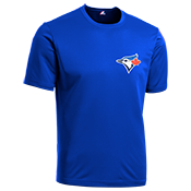 Blue-Jays Youth Wicking MLB Replica Jersey - M1261 Blue-Jays-M1261