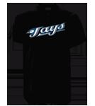 Blue-Jays MLB 2 Button Jersey  - MA0180 Blue-Jays-MA0180