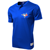 Blue-Jays Youth 2-Button MLB Jersey - MLB181 Blue_Jays-181