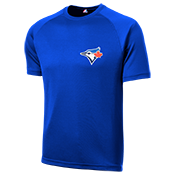 Blue-Jays Adult MLB Replica T-Shirt - 5300 Blue_Jays-5300