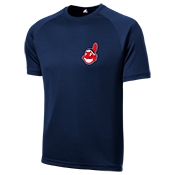 Indians Adult MLB Replica T-Shirt - 5300 Indians-5300