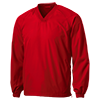V_Neck_Raglan_Wind_Shirt_JST72_True_Red