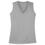 Ladies Wicking  V-Neck Jersey  - LST352 LST352