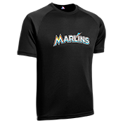 Youth Marlins MLB Replica T-Shirt - 5301 Marlins-5301