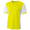 fdbdfc23436 ... Mens-Premier-Soccer-Jersey-N3017-Safety-Yellow-White ...