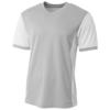 8e420e00265 ... Mens-Premier-Soccer-Jersey-N3017-Silver-White ...