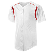Adult Full Button Baseball Jersey - N4146 N4146