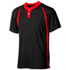 Youth-2-Button_Henley-NB4229_Black_Red
