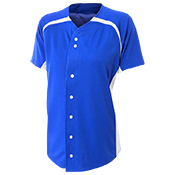 Adult Full Button Softball Jerseys Online - NW4189 NW4189